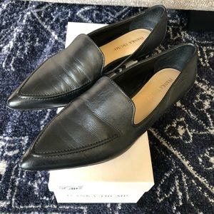 "🚨Ivanka Trump ""Zariner"" Leather Pointed Toe Shoes"
